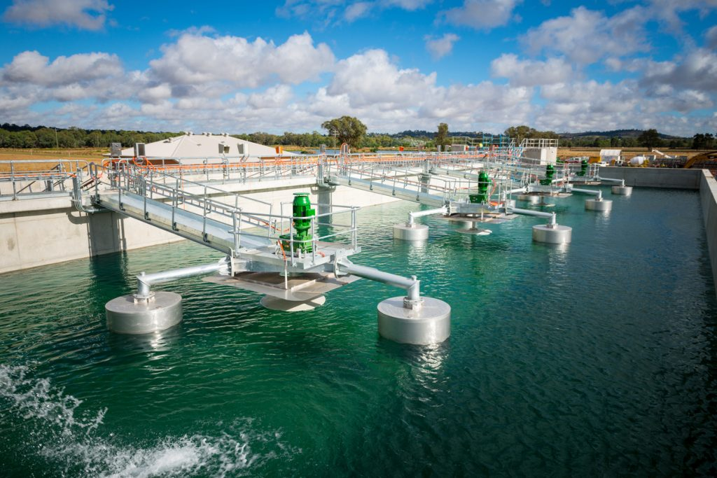 Chlorine Water Treatment Should You Be Concerned